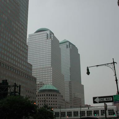 World Financial Center New York, NY  Blast mitigation Project